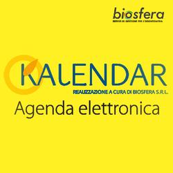 Kalendar - Agenda Elettronica